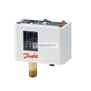 Danfoss 060-508166 KPI 38 nyomáskapcsoló 8-28bar folyadékra, gázokra és olajra,