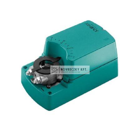 Joventa DMS1.1S zsalumozgató 24VAC,/DC,8Nm,30sec,1.5m²,4W,1.1 kg, IP40, 0(2)…10VDC/0(4)...20mA+Segédkapcsoló