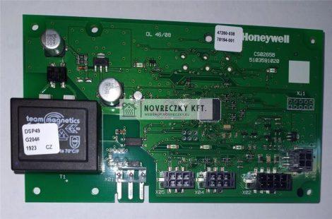Honeywell DSP49G2046B kijelzővezérlő panelek