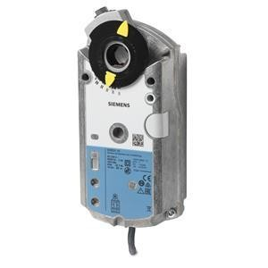 Siemens GEB331.1E Zsalumozgató motor 15 Nm, 230V - 3-pont