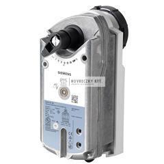 Siemens GMA161.9E Forgatómotor golyóscsapokhoz 0…10VDC vezérléssel rugóvisszatérítéssel