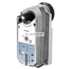 Siemens GMA321.9E Forgatómotor golyóscsapokhoz 2-pont vezérléssel rugóvisszatérítéssel