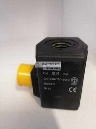 Parker JB14 tekercs, 230VAC