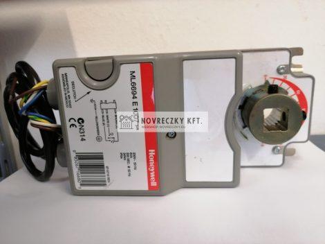 Honeywell ML6694E1007 zsalumozgató 230Vac, 34Nm, 3-pont, segédkapcsolós (új típushoz SSW2 is kell)