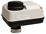 Honeywell ML7430E1005 motoros meghajtó, kézi üzem lehetőségével, 6,5mm löket, 400N, 24Vac, 0/2..10V vezérléshez, IP54, futásidő 15s