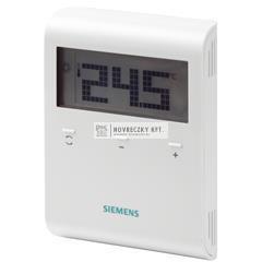 Siemens RDD100.1RF termosztát