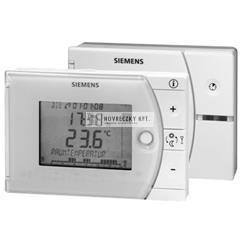 Siemens REV24RF/SET Öntanuló szobatermosztátok energiatakarékos működéssel (rádiófrekvenciás)