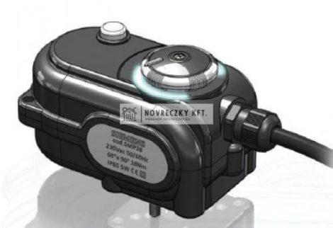 Siemens SMP28 szelepmozgató motor, 230V AC
