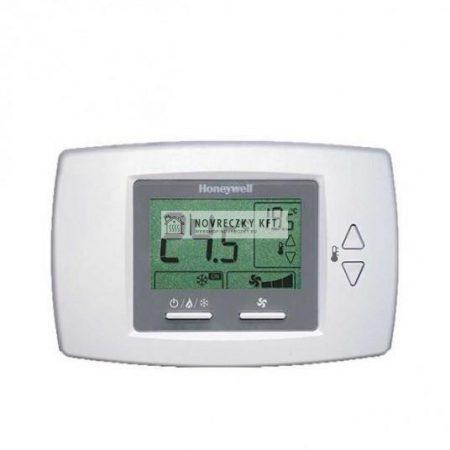 Honeywell T6590B1000 digitális univerzális Fan-Coil termosztát 2-4 csöves rendszerre