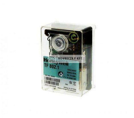Honeywell (Satronic) TF 802 (02404U) analóg automatika