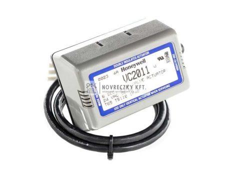 Honeywell VC2011ZZ00/U Nyit/zár meghajtó motor VC sorozatú szelepekhez, vezérlés: nyitó és záró fázissal, 24Vac, futásidő 7s