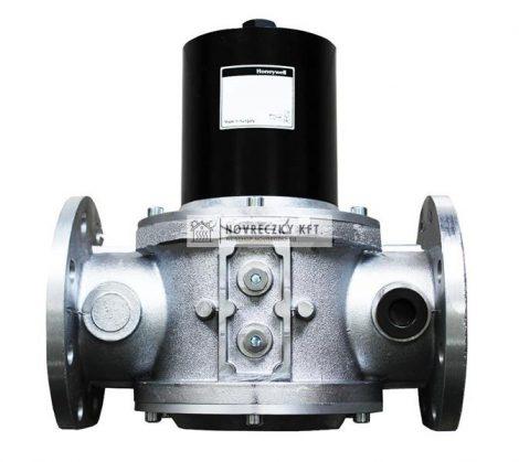 Honeywell VE4080B3004 gázmágnesszelep DN80 NC, gyors nyitású, pmax=200mbar 230 Vac IP54 karimás