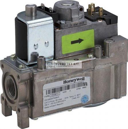 """Honeywell VR4601A1038U automata gázszelep 1/2"""" V404A1329 müködtetővel szerelve 2,5-20mbar"""