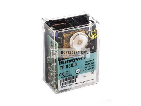 Honeywell (Satronic) TF 836.3  Olaj- és gázégő automatika (02236U), max 30kg/h, 0...60°C, IP44