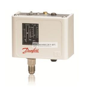 """Danfoss 060-316966 Nyomáskapcsoló KPI36 folyadékra, gázokra és olajra, 2-12bar G 1/4""""  IP30, max. 18 bar,  közeghőmérséklet: -40 ... +100C, kapcsolási diff.: 0.5 - 1.6 bar"""