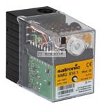 Honeywell (Satronic)MMI 810.1 Mod. 33    Kompakt égőautomatika, olaj/gáz égőhöz,  (0620220U) -20°C...60°C, 230Vac, IP44