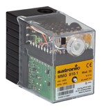 Honeywell (Satronic) MMI 816.1 (0621620U) elektro-mechanikus égőautomatika olaj/gáz égőhöz,   -20°C...60°C, 230Vac, IP44