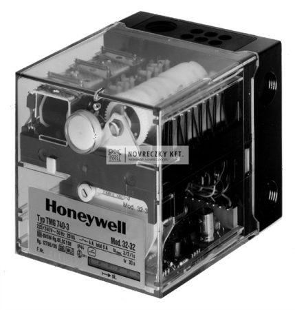 Honeywell (Satronic) TMG 740-3 Mod. 32-32 (08211U) elektro-mechanikus automatika gázégőkhöz