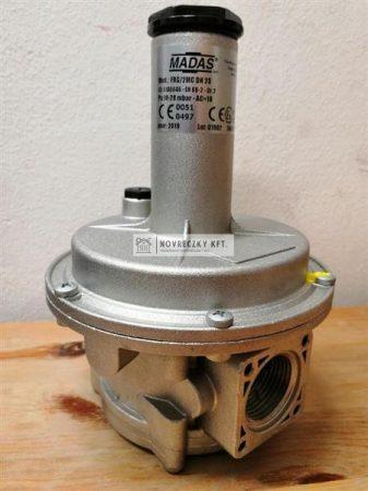 """Madas FRG2MC BSP Gáznyomás szabályzó 1/2"""" Pa:18-40 mbar MADAS (094014M) PS=Pe:0,5-1 bar"""