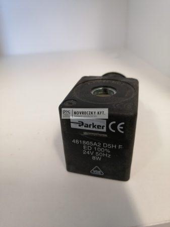 Parker 481865A2 tekercs, 24VAC