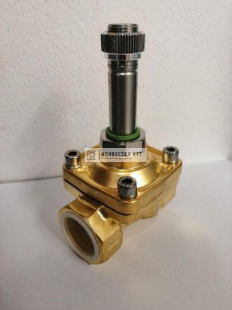 """Brava  70A-5E-A mágnesszelep test (réz) 3/4"""", NC, max 130C, EPDM"""