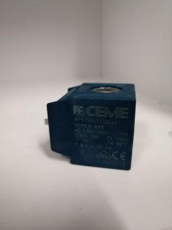 Ceme  230V AC 4W( ESM85höz) 17VA tekercs tengelyátmérő: 13mm, magasság: 35mm 980300