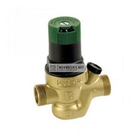 """Honeywell D05FS-1/2A víznyomás csökkentő 1,5÷6bar KM+holl 1/2"""" 70°C PN25 kvs=2,6"""