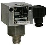 Honeywell DCM06 nyomáskapcsoló folyadékokhoz és gázokhoz,0,1-0,6 bar,max.6bar,fix hiszt. 0.04,IP54,