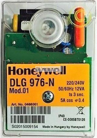 Honeywell (Satronic) DLG 976-N MOD. 01 (0466001U) Gáz égővezérlő automatika