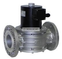 Madas EVP/NC DN65 karimás gázmágnesszelep 360mbar, 230V, (092303M)