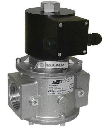 """Madas EVPC/NC DN32 menetes gázmágnesszelep 360mbar, 230V, 11/4"""" EVPC05008"""