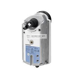 Siemens GMA121.9E Forgatómotor golyóscsapokhoz 2-pont vezérléssel rugóvisszatérítéssel