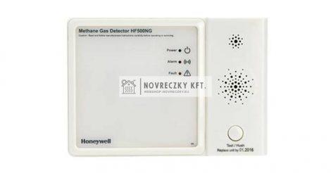 Honeywell HF500NG-EN gázszivárgás érzékelő földgázra, 10%LEL, relé kimenettel, 230Vac, IPX2D,