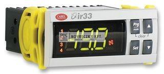 Carel IR33W7LR20 Univerzális 2NTC/PTC/PT1000, 2DO, Berregő, IR, 12-24Vac 12-30Vdc