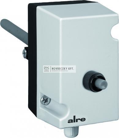 Alre KR80.006-8 merülő termosztár, 50...130 C,külső beállítású