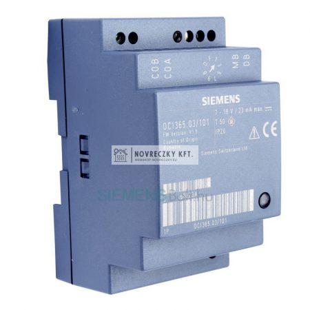 Siemens OCI365.03/101 Gateway LPB-OpenTherm