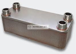 PBU10H-30 hőcserélő 30 kW
