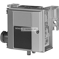 Siemens QBM65-5 nyomáskülönbség távadó 0..500 Pa 0..10V, IP54