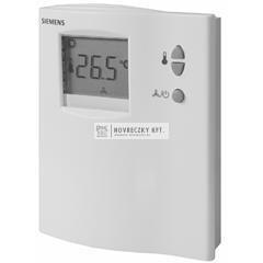 Siemens RDF110 Elektronikus fan-coil termosztát LCD kijelzővel, 2-csöves rendszerekhez