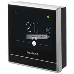 Siemens RDS110.R Siemens Smart termosztát vezeték nélküli