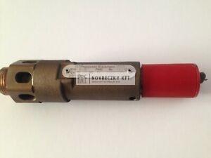 """Honeywell S245A-3/4"""" biztonsági szelep sűrített levegőre 16bar PN40, Ms 180C,"""