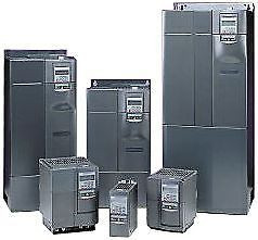 "Siemens SED2-0,37/22B Frekvenciaváltó, 0,37kW, 230VAC, IP20, ""B""-szűrő"