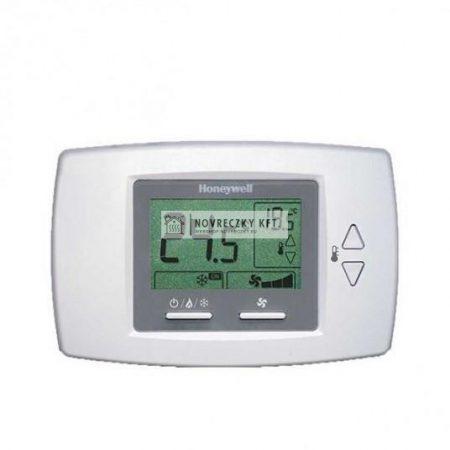 Honeywell T6590A1000 digitális univerzáslis fan-coil termosztát 2 csöves rendszerekhez