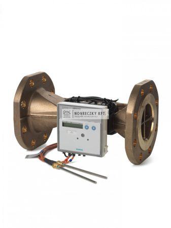 """Siemens UH50-A65-00 Ultrahangos hőmennyiségmérő """"Qn=15m3/h 270mm beépítési hossz, PN25, DN50 karimás, 2m érzékelő"""