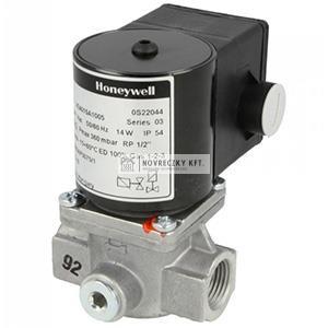 """Honeywell VE4020S1038 gázmágnesszelep NO 3/4"""" pmax=360mbar 230 Vac IP54 fordított működésű"""