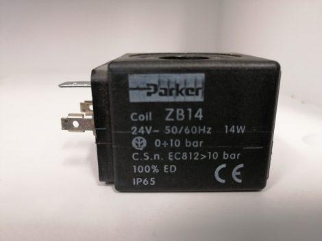 Parker ZB14 tekercs, 24VAC