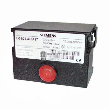 Siemens LGB22.330A27 automatika